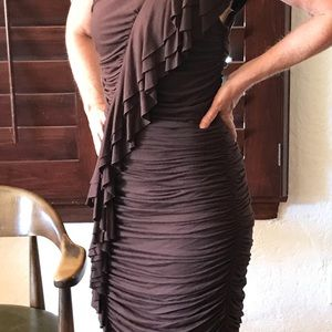 Ruched Dress by Miss Sixty